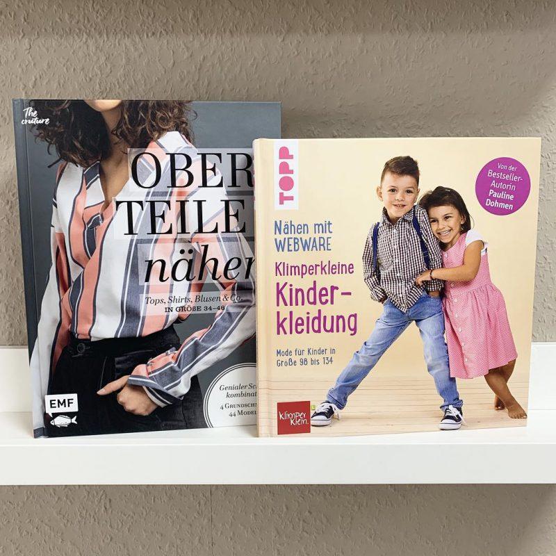 Tolle neue Bücher von The couture und Klimperklein