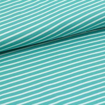 Jersey mit Streifen