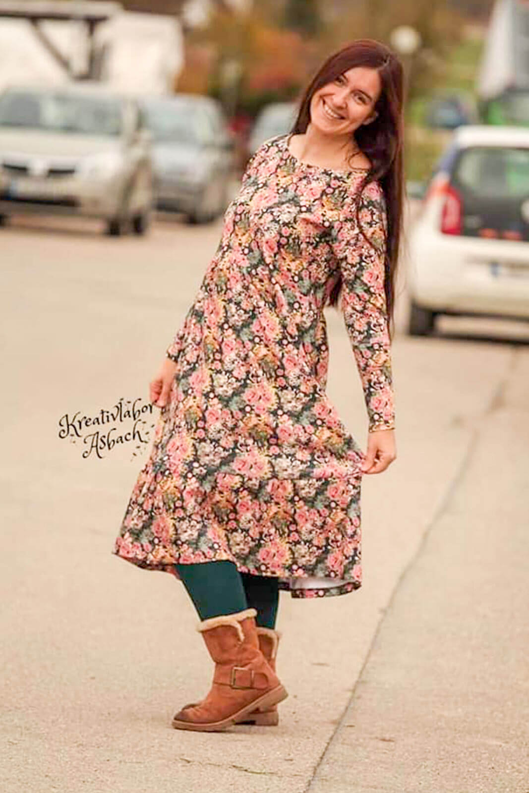 Ebook Bohemian Beauty Tunika Kleid Gr 32 Bis 54 Boho Jessy Sewing Schnittmuster Stoff Online Kaufen